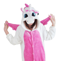 Adult Unicorn Onesie Anime Pajamas Animal Cosplay Halloween Costumes For Women Carnival Costume Fantasia Party Dresses