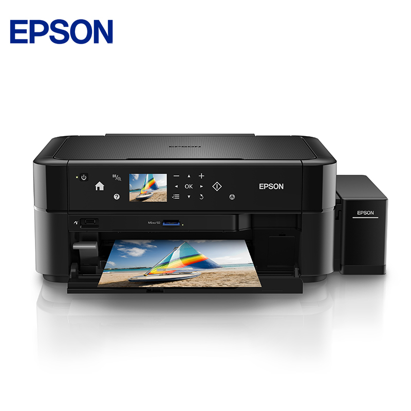 MFD Epson L850 printer printing factory gzl3001 80mm printer thermal label barcode printer usbport 80mm receipt bill printer thermal barcode printer automatic stripping