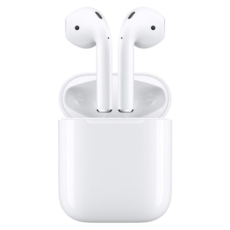 1:1 pour air gousses Pop-up fenêtre version a animation bluetooth sans fil écouteurs pour iphone Double oreille avec boîte de charge