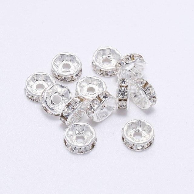 50pcs/lot Spacer Beads 4