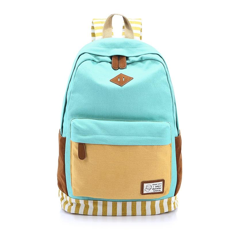 Miwind Новый 2017 Школьные ранцы для подростков девочек лоскутное Рюкзаки рюкзак высокое качество рюкзак школьный Mochila tj1346