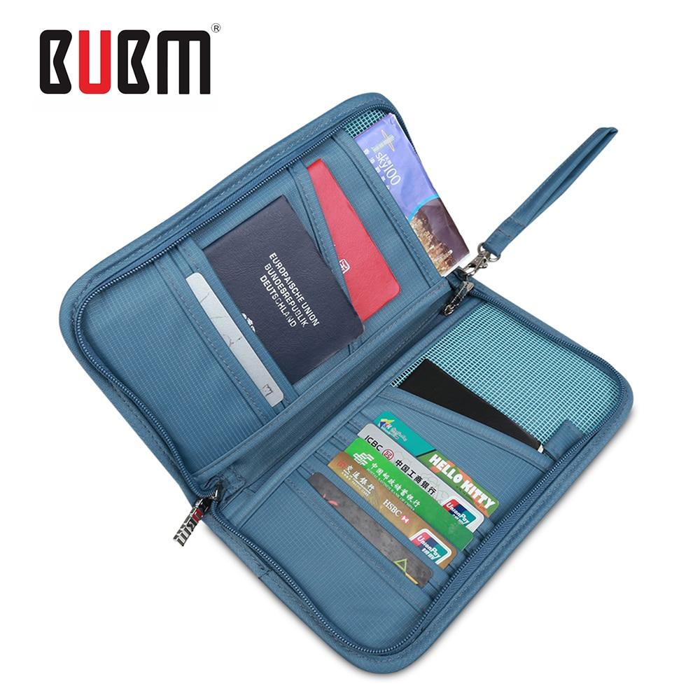 BUBM vrećica za putovnice novčanik organizator prima - Putni pribor - Foto 2