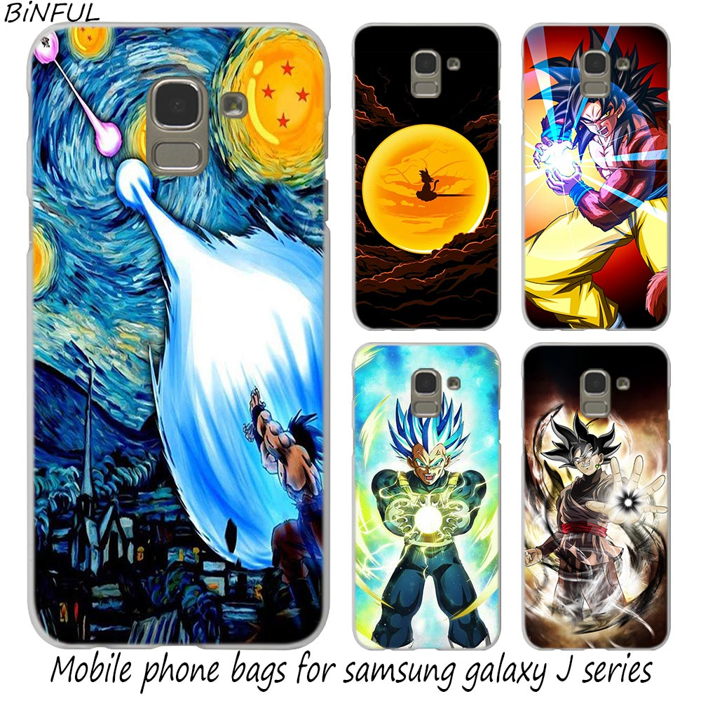 Fitted Cases Hard-Working Transparent Soft Silicone Phone Case Dragon Ball Z Goku For Samsung Galaxy J8 J7 J6 J5 J4 J3 Plus 2018 2017 Prime Phone Bags & Cases