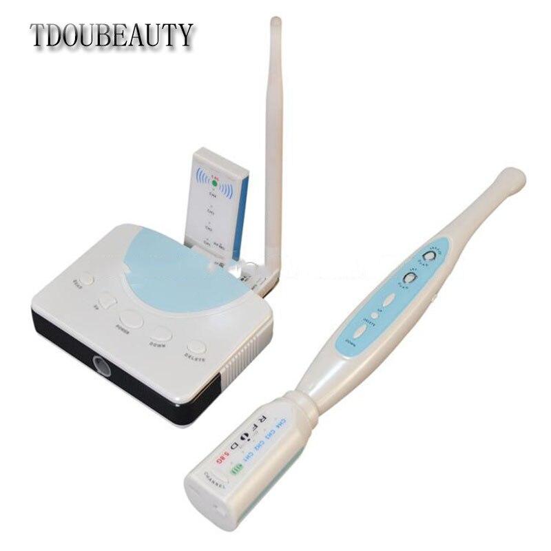 TDOUBEAUTY caméra intra-orale MD-950AW nouveau 6LED 2.0 méga Pixels pour équipement d'imagerie dentiste livraison gratuite