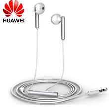 Huawei am116 auriculares con micrófono, cascos originales de 3,5mm para P8 P9 P10 P20 Pro Mate 7 8 9 10 20 Pro 20x Honor 7 8 V8