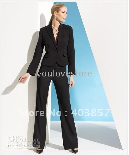 6676329c728 US $118.0 |Black Women Business Suit Designer Women Suit Custom Made Lady  Suit 494-in Pant Suits from Women's Clothing on Aliexpress.com | Alibaba ...