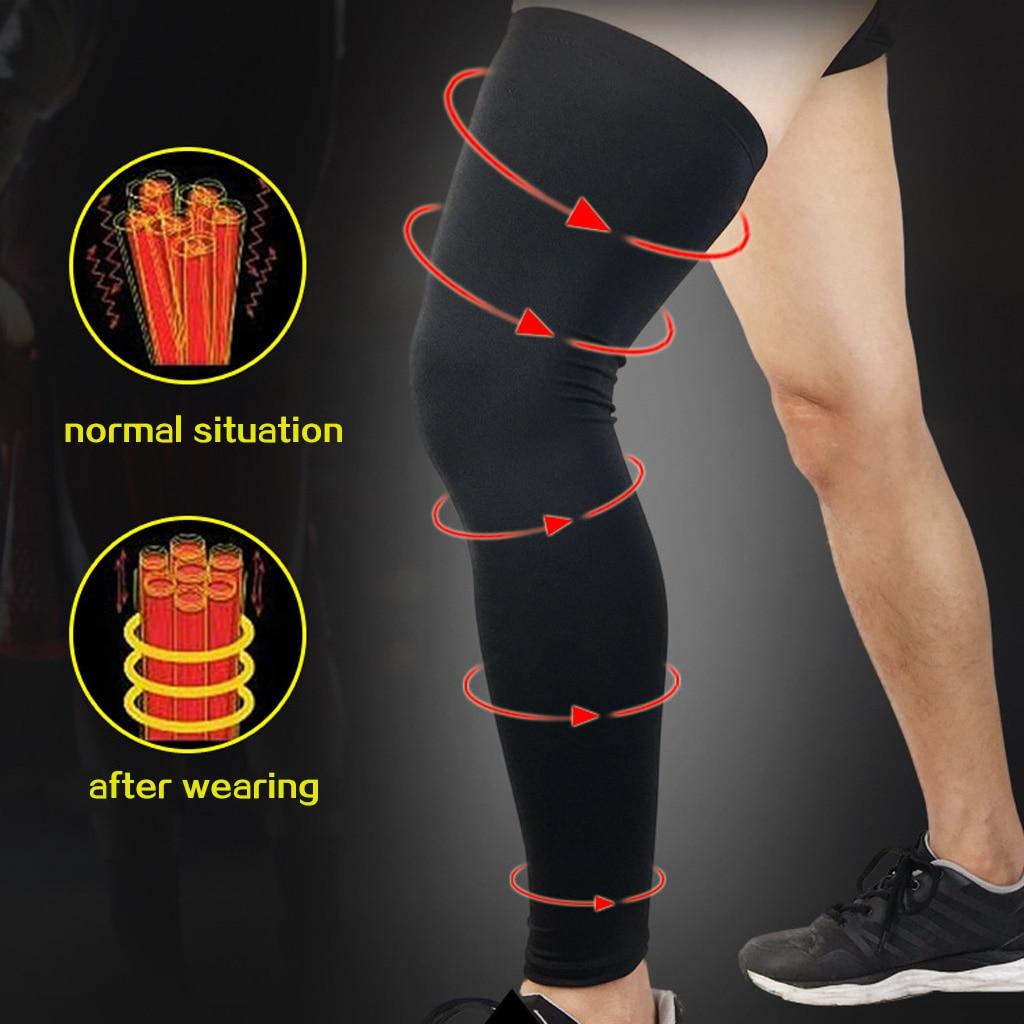 Worthside – genouillères élastiques pour hommes, manchons de Compression, genouillères, équipement de protection, Support de volley-ball, 1 pièce
