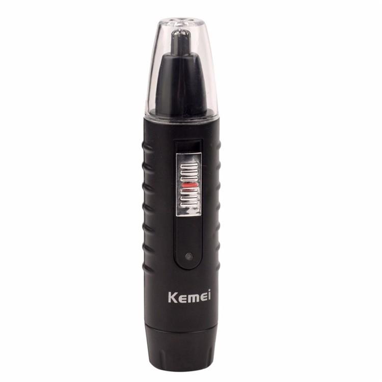 Kemei-KM-9688-2-in-1-Multifunctional-Rechargeable-Shaver-Beard-Eyebrow-Hair-Trimmer-Face-Shaving-Groomer (3)