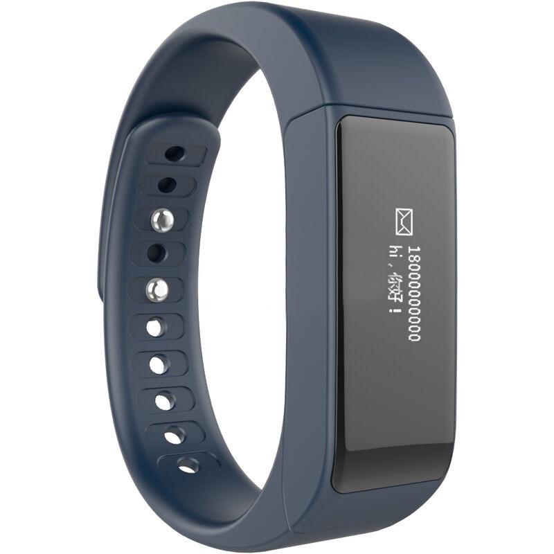 Yuntab Նոր ժամացույց Blue i5 գումարած Bluetooth 4.0 Touch Screen խելացի ժամացույց Original Ձեռքի և քնի մոնիտորի ապարանջան Ակտիվ Tracker