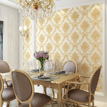 European Big Floral Wall Papers Home Decor 3D Wall Paper Roll for Living Room Bedroom Walls Decoration Mural papier peint
