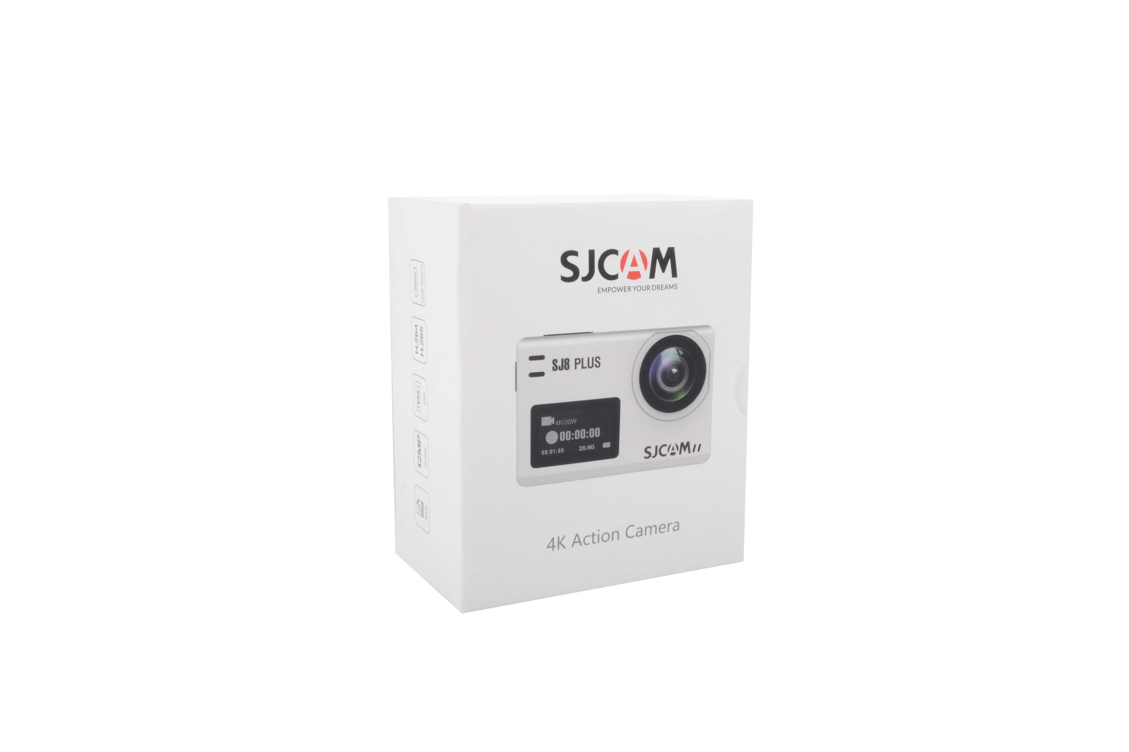 SJCAM SJ8 Pro/SJ8 Plus/SJ8 Udara WiFi Helmet Olahraga Aksi Kamera DV-Presale (Kotak Ritel termasuk Sederhana Aksesoris kecil)