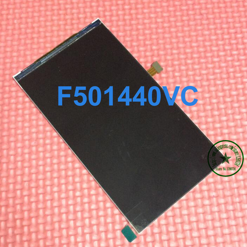 ФОТО Top Quality F501440VC for China S5 Fake LCD Copy Clone lcd Display Screen CellPhone Replacement