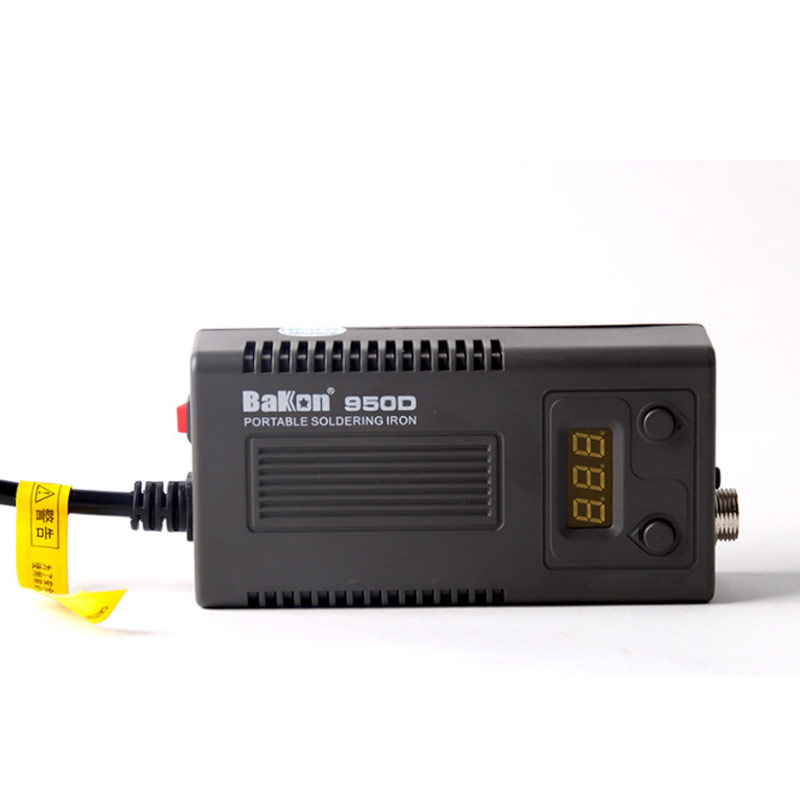 Tools : Bakon BK950D Welding Solder Soldering Iron 220 110 50W Internal Heating Type Welding Tool trinity digital display and T13 heater