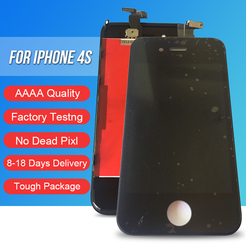 ACKOOLLA Mobile Phone LCDs For iphone 4s Mobile Phone Accessories Parts For iphone 4s Mobile Phone LCDs Touch Screen Bracket