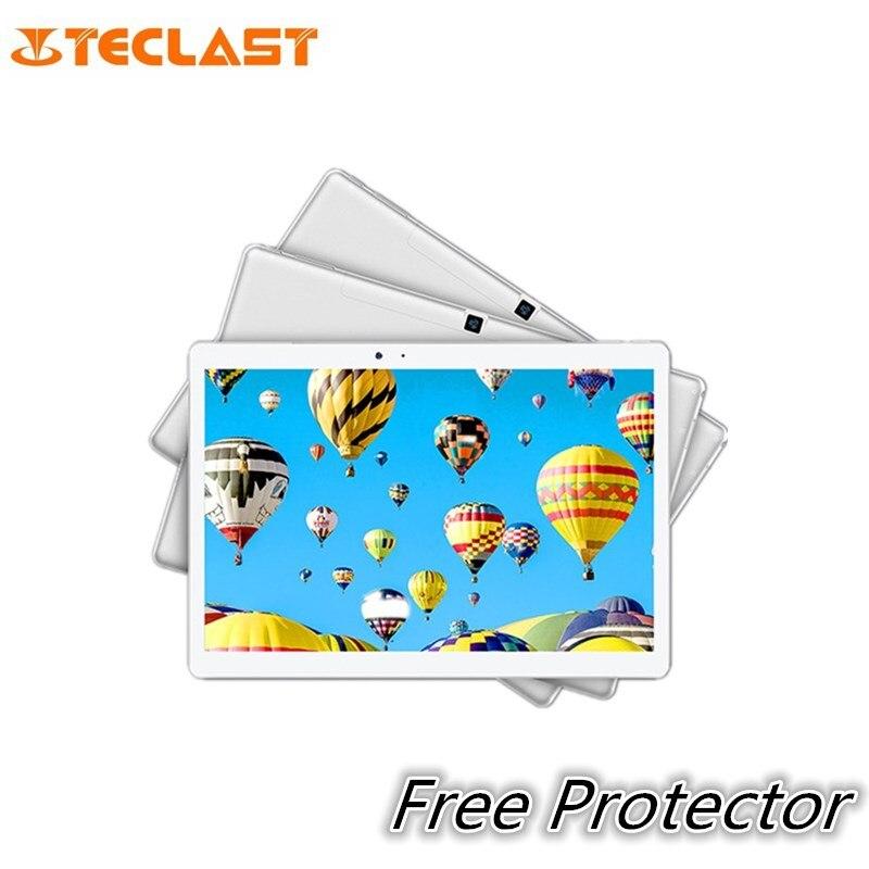 Teclast Master T10 10,1 ''Tablet PC Android 7.0 MTK8176 Hexa Core 1,7 GHz 4 GB + 64 GB Dual WiFi OTG 13MP Cams Tabletten Fingerabdruck
