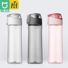 Xiaomi Youpin забавная домашняя Спортивная Питьевая Бутылка для гимнастики, тритановая чашка, 3 цвета, 600 мл, портативная бутылка с защитой от падения