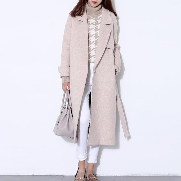Popular Maxi Wool Coats-Buy Cheap Maxi Wool Coats lots from China ...