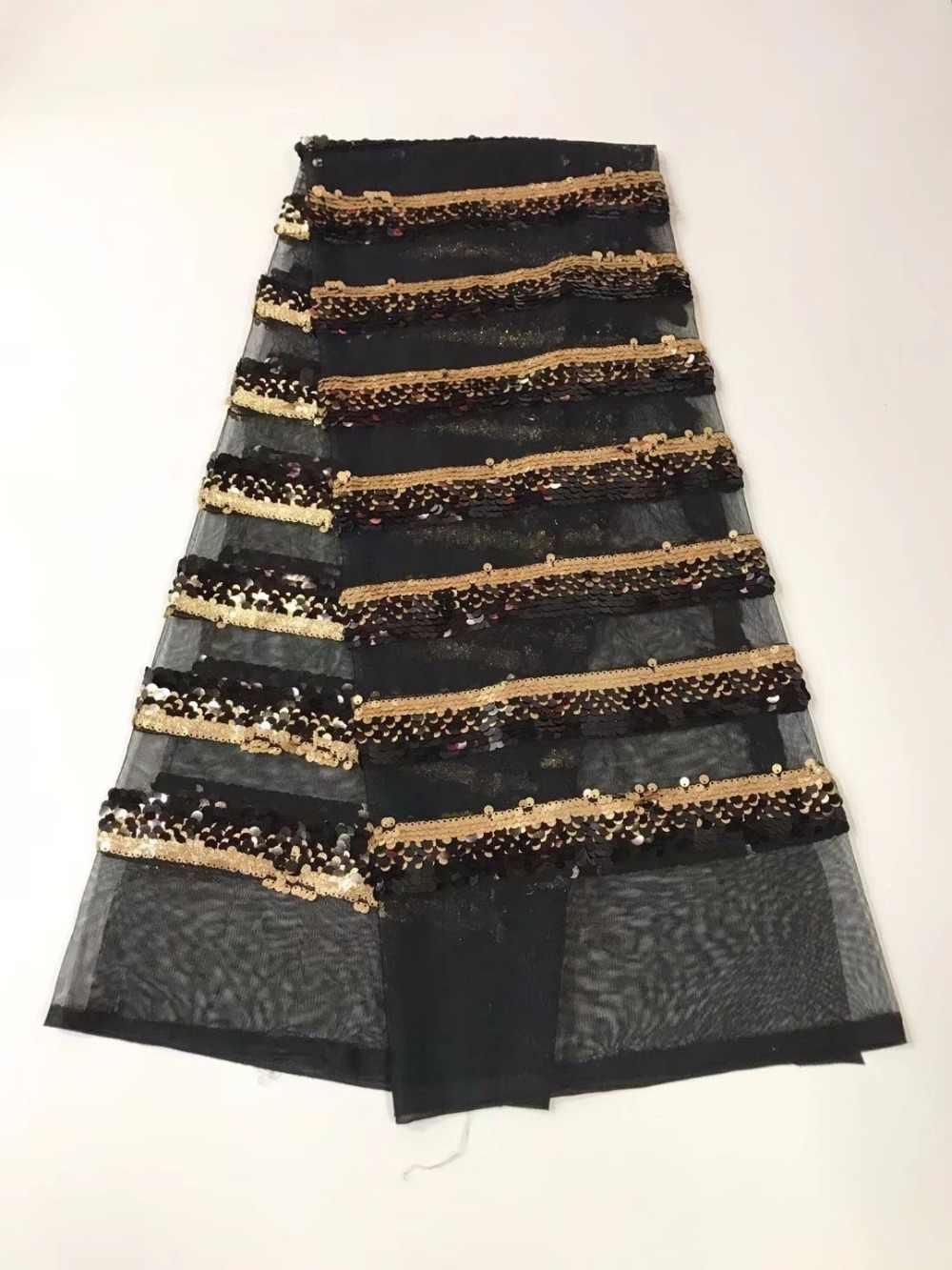 แอฟริกันS Parklyไวน์ปักเมอร์เมดเลื่อมผ้าสำหรับเสื้อผ้าตกแต่งงานแต่งงานdiyหัตถกรรมจักรเย็บผ้าMINGYU.C-YY98456