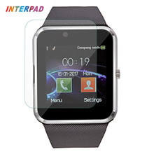 Interpad Factory Smart Watch GT08 Plus With Glass Film Camera SIM Card Call Smartwatch For Xiaomi Huawei Android Phone A1 DZ09