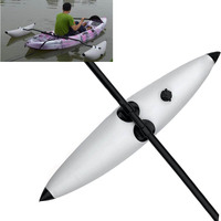 Inflatable Kayak Outriggers Stabilizers Canoe Buoy Float Standing Water Float Buoy