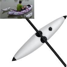 Kayak Gonfiabile Stabilizzatori Stabilizzatori Canoa Boa Galleggiante in Piedi di Acqua Galleggiante Boa