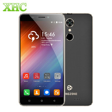 KINGZONE S3 WCDMA 3G 16 GB Smartphone 5,0 zoll KOS 1,2 (Android 6.0) MTK6580A Quad Core 1,3 GHz Fingerprint 2600 mAh Handy