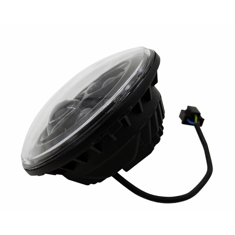 2Pcs / Lot SUNKIA 7 დიუმიანი LED - მანქანის განათება - ფოტო 6