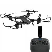 30W WIFI FPV With Wide Angle HD Camera High Hold Mode Foldable Arm RC Quadcopter Drone 13 Minutes Flight Time Kids Toy