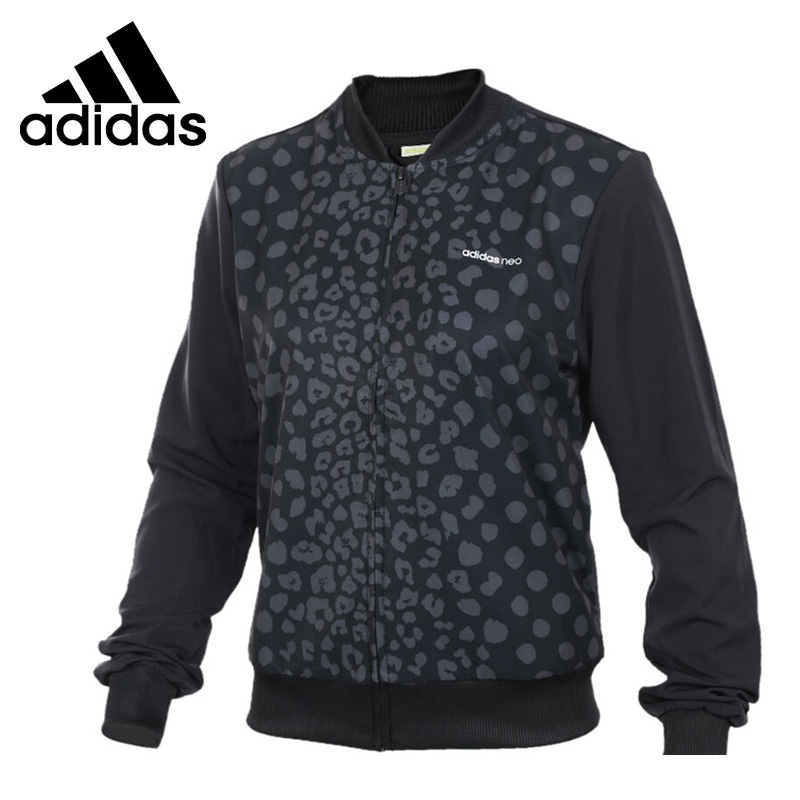 Original New Arrival Adidas NEO Label W STD BOMBER TT Women's jacket Sportswear