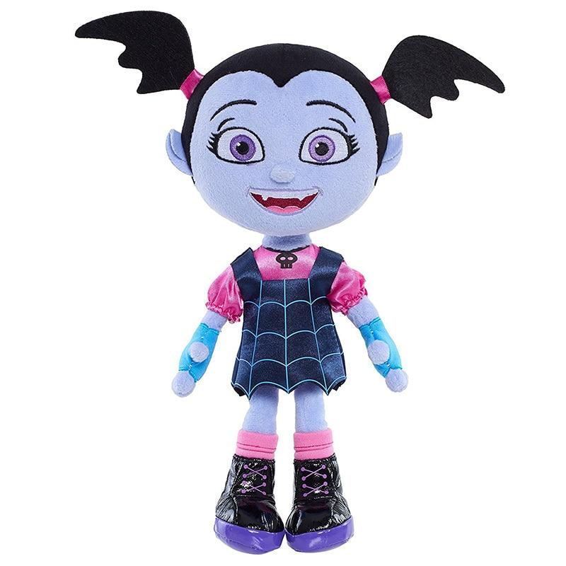 1pcs 14-25cm Movie Junior Vampirina Stuffed Plush Doll Toys The Vamp  Girl Dog Toys Action Figure Toys Children Gift