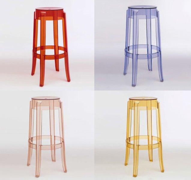 Ghost Chair Bar Stool Folding Johor Bahru Ikea Circular Transparent Acrylic Chairs Stools Elf