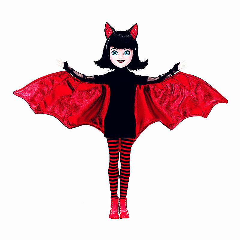 New Arrival Hotel Transylvania 3 Figurals Bat Of Mavis Series Action Figure Model Toy Gifts Brinquedos L2620