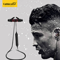 Metal Magnetic Bluetooth Headphones With Microphone Wireless Headphones Bluetooth 4.1 Headset Sport In-Ear Earbuds For Phons