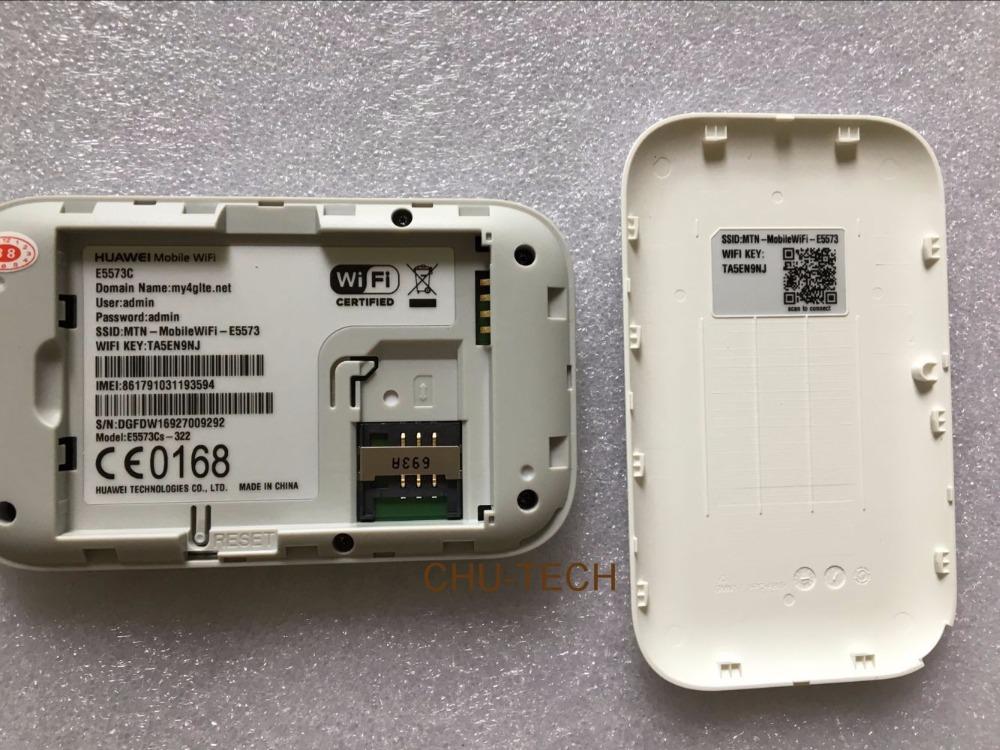 How To Reset Huawei Mobile Wifi E5573