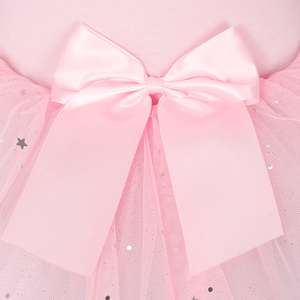 Image 3 - BAOHULU Ballet Dress Tutu Big Bow Dance Ballet Dance Costumes for Girls Ballet tutu  Dance Wear Leotards Gymnastics Dress Tutu