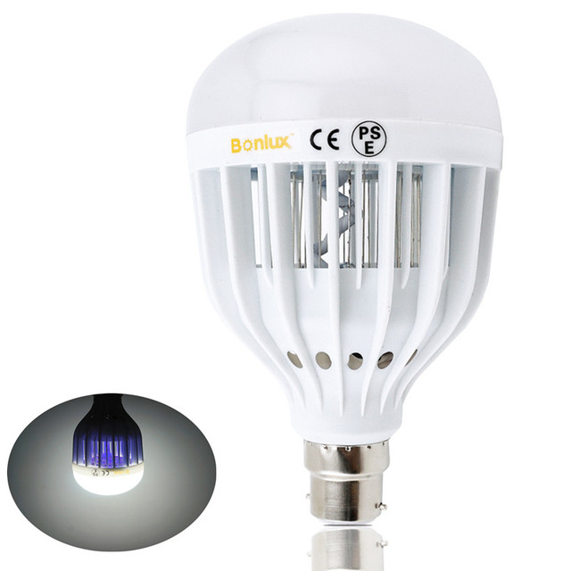 Bug Zapper Bulbs >> Led Bug Zapper Light Bulb 10w Mosquito Killer Bulb B22 Wasp Bug