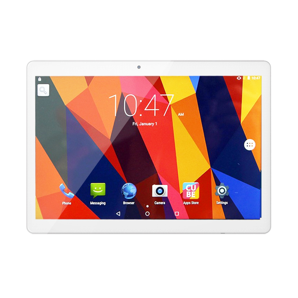 Original Cube U63 Tablet 9.6 inch Android 5.1 MTK MT6580 Quad Core 1GB RAM 16GB ROM 3G Phone Call Tablet PC OTG GPS Dual SIM