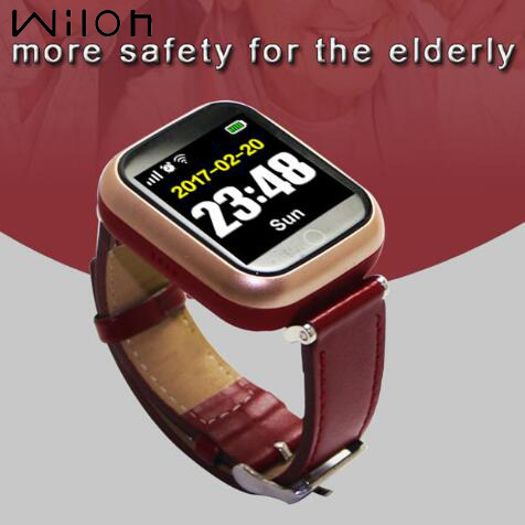 2018 hot GPS Tracker watch Elderly Heart Rate Monitor Smart Watch SOS call Wristwatch GPS LBS Wifi Anti-Lost Locator watch Q60 1pcs 2017 new gps tracking watch for kids q610s baby watch lbs gps locator tracker anti lost monitor sos call smartwatch child page 6