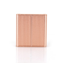 Aluminum PCB Instrument Box DIY Enclosure Electronic Project Case - 45*45*18.5mm