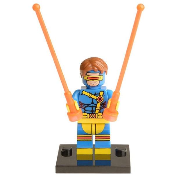 Única Venda exterminador superhero Seta Verde escuro Seta canário negro blocos de construção de tijolos brinquedos para as crianças brinquedos menino