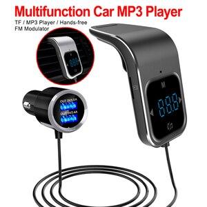 100%NEW In-Car Bluetooth FM Tr