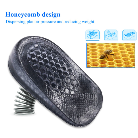 Heel For Shoes Silicone Gel Heel Cups Pad Electric Height Increase Insoles Gifts For Women Men Adhesive Liners Cushion Padding Karachi
