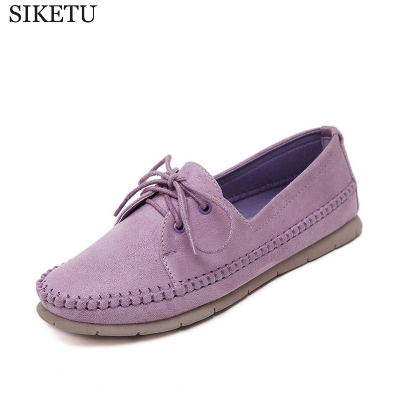 2017 new Candy Color Women Loafers Tassel Fashion Round Toe Ladies Flat Shoes Woman Sweet  Flats Casual Shoes k69 weweya 2017 summer candy colors ladies flats fashion pointed toe shoes woman new flat shoes women plus size chaussure femme