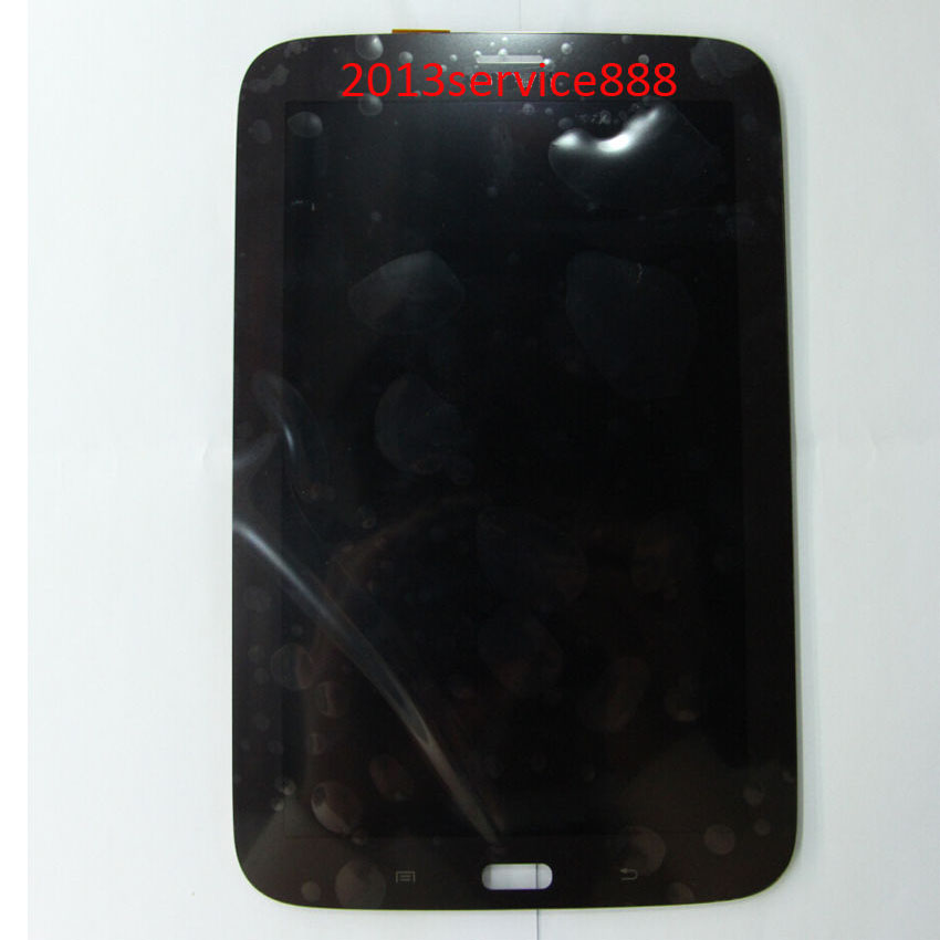 OEM 100% Test LCD Display Touch Screen Digitizer Replacemnt For Samsung Galaxy Note 8 N5100 3G Black With Free Tools