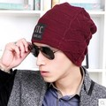 2015 New Autumn toca gorros beanie winter Knitting Wool Hat Casual Unisex Caps Man's and women's Beanies Knitted Gorro warm nc