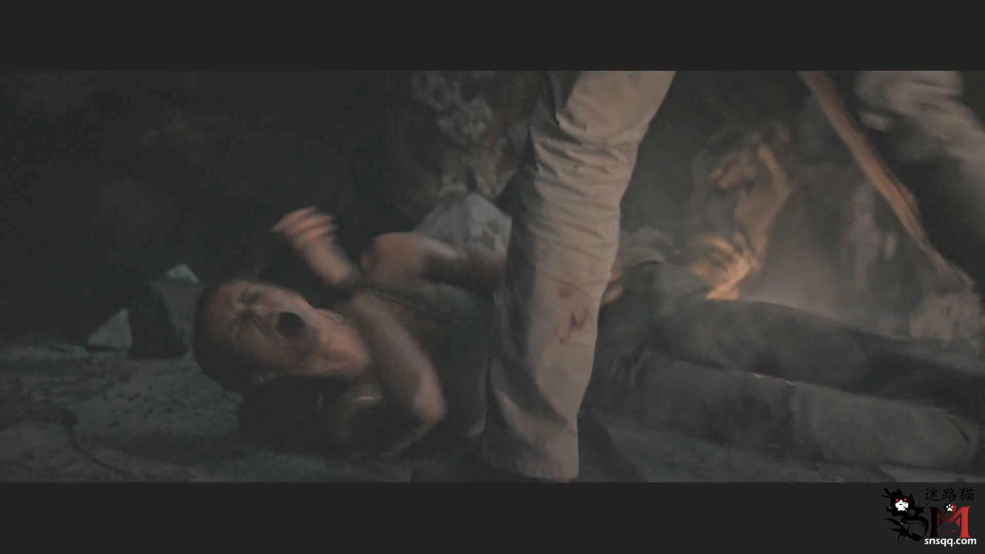 制作和喜欢《古墓丽影》的人可能是Ryona(残虐女性)爱好者
