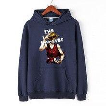 One Piece Luffy Pullover Hooded Hoodies Long Sleeve Sweatshirt