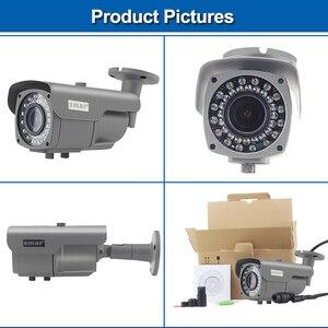 Image 5 - Smar mise au point manuelle 2.8 12mm lentille SONY IMX323 capteur 2MP caméra IP avec filtre IR coupe Vision nocturne étanche caméra extérieure 1080P
