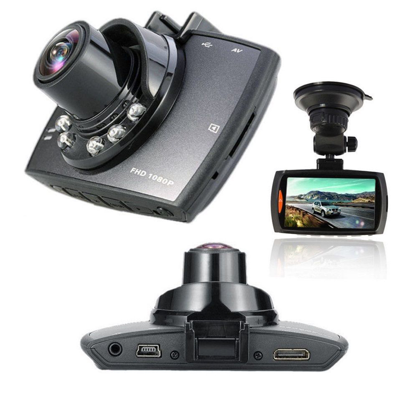 2.7″ full colors screen Car DVR LCD Camera Cam Video Recorder Full HD 1080p Dash G Sensor Night Vision,Support Cycle Recording