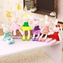 Balett nyúl plüss játékok gyerekeknek gyerekjátékok kíséri baba játékok valentin napi ajándékok 40 / 55cm